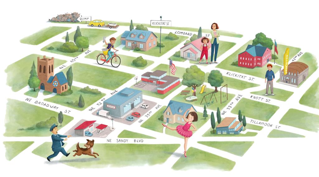 Explore the Neighborhood