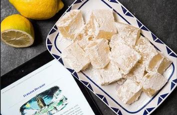 Narnia Recipes: Turkish Delight