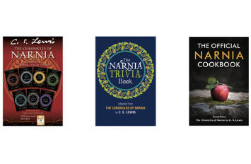 New Narnia Ebooks Available NOW!