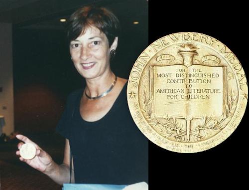 SharonCreech Medal